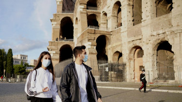 Italy is requiring proof of vaccination for public activity.