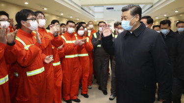 Xi Jinping has deflected domestic criticism by pointing at enemies in the outside world.