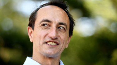 """The Liberal Party's candidate for Wentworth, Dave Sharma, has apologised for comments that teachers are """"underemployed""""."""