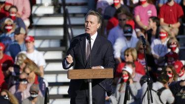 Senator David Perdue.