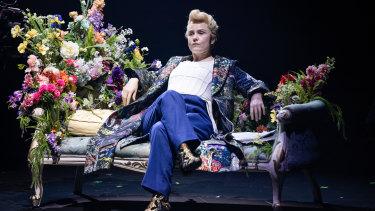 Eryn Jean Norvill in Sydney Theatre Company's A Picture of Dorian Gray.
