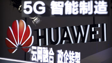 The rejection of Chinese telecommunications giant Huawei may come up as an issue.