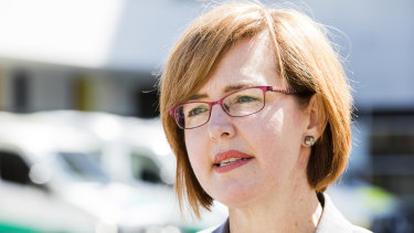 Minister for Health and Wellbeing Meegan Fitzharris has accused the Canberra Liberals of scaremongering over issues at ACT Health.