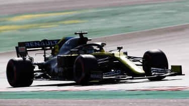 Formula One could be bound for Saudi Arabia.