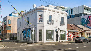 154 Johnston Street, Fitzroy, Melbourne