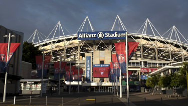 The decision to demolish Allianz Stadium has already been taken, according to Stuart Ayres.