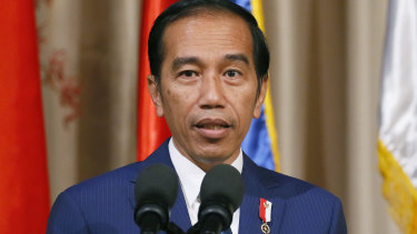 The Amnesty International report accuses Indonesian President Joko Widodo of not doing enough to rein in the security forces