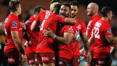 Axed: SANZAAR are understood to have agreed to cut the Sunwolves from Super Rugby.