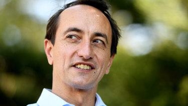 Dave Sharma is expected to bring in huge donations from the business and Jewish communities.