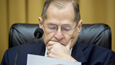 US Representative Jerry Nadler, a Democrat from New York and chairman of the House Judiciary Committee.