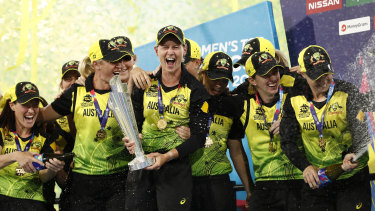 Australia's women may have to wait even longer for their attempt to add the one-day crown to their T20 World Cup glory.