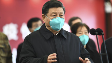 Xi Jinping called a meeting to give direction on how to handle virus.