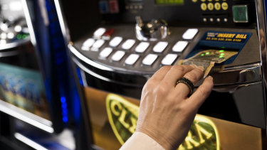 Melbourne Football Club is walking away from poker machines.