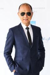 Fashion designer Jimmy Choo.