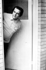 Karel Franc at his Sydney hideout. October 14, 1969.