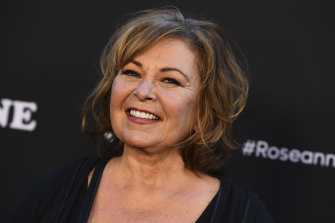Roseanne Barr crossed from the left to the right of the political spectrum over the course of two Presidential elections.