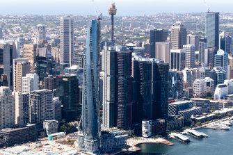 Unit and apartment prices in the Sydney CBD remain steady or, in some cases, are falling.