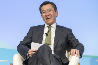 """Yamagami Shingo, Ambassador of Japan: """"It's a sign of these countries sharing universal values and strategic interests."""""""