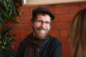 Ben Folds at Fitzrovia in St Kilda.