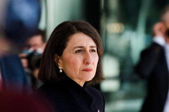 NSW Premier Gladys Berjiklian confirmed a one-week extension of Greater Sydney's lockdown on Wednesday.
