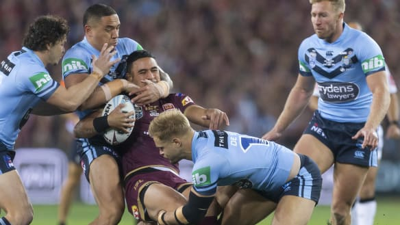 Origin player ratings: How the players fared in Game Two