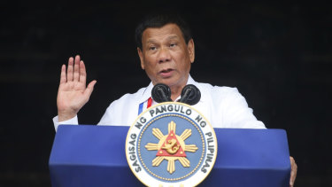 Philippine President Rodrigo Duterte want to introduce a federal system of government.