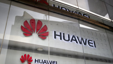 The UK said it has not made a decision yet on whether to ban Huawei.