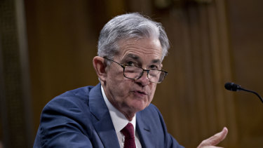 The Fed chief signalled a rate cut is on the cards.