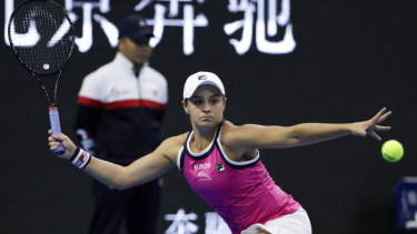 From red dust to red carpet, Ash Barty is No.1