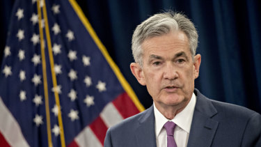 Fed chief Jerome Powell has said more rate rises are coming.