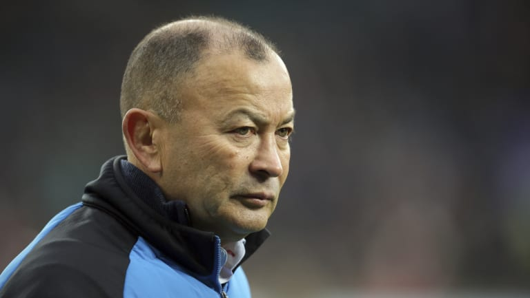 Jones' methods have been criticised by some rugby officials.