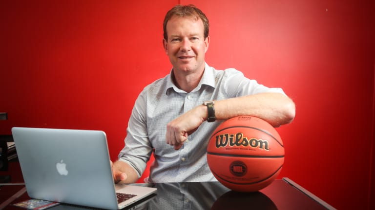 Hawks general manager Mat Campbell is keen to expand into Canberra.