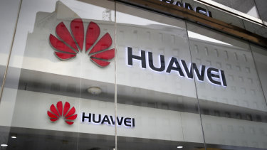 British security officials say Huawei's telecoms equipment Huawei contains security flaws.
