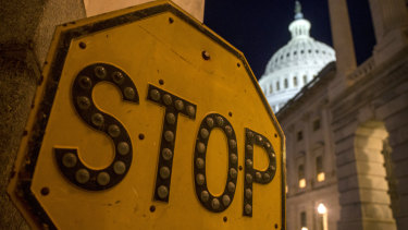 The US federal government has partiallyshutdown with Congress at an impasse with PresidentDonald Trump over his demands to fund a wall on the US-Mexico border.