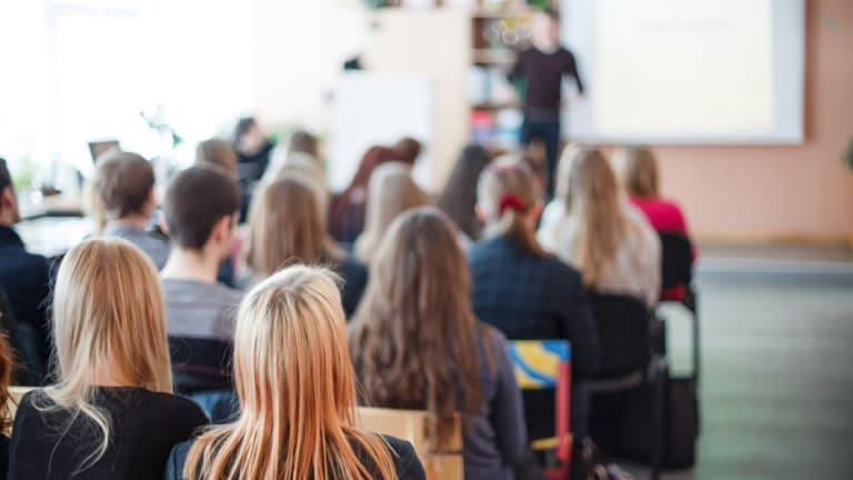 Peer pressure has seen too many middle-class families ignore the local secondary school.