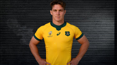 Rugby World Cup 2019: Wallabies Indigenous jersey for World Cup revealed