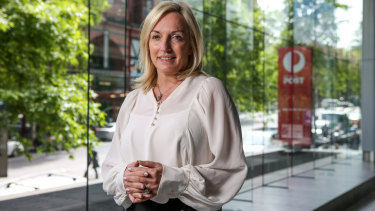 Australia  Post CEO Christine Holgate.