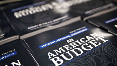 The US should be repairing its budget at this time, rather than splashing out, according to Dr Lowe.
