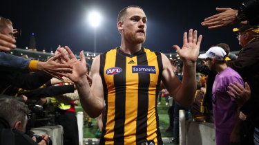 Jarryd Roughead will return to the senior side this weekend.