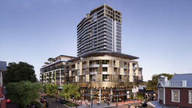 Interest in the One Subiaco project has reached a point developers are having to turn people away until its official launch in October.