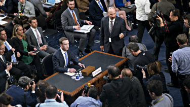 Facebook founder and CEO Mark Zuckerberg  spent about 10 hours answering to US Senate and House politicians over the past two days