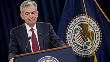 Jerome Powell says the US economy is in good shape.