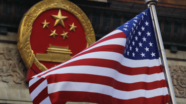 The economic war between the US and China is intensifying.