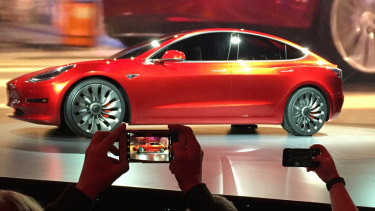Hitting the target is another against-all-odds achievement for Musk, who first revealed the Model 3 in late 2016.