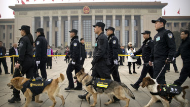 Shame of being caught is also an effective deterrent in China.