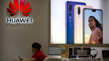 Chinese telecommunications giant Huawei has been effectively barred from helping build Australia's 5G network