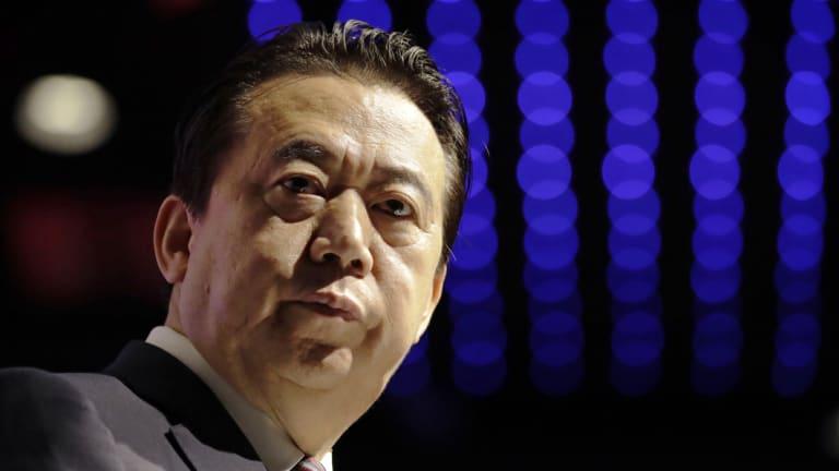 Meng Hongwei, the president of Interpol, went missing last week.