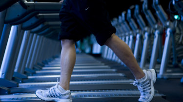 When it comes to going to the gym, people's actions can be very different from their intentions.