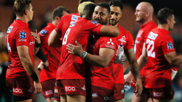 Last ditch: Australian Super Rugby bosses want the Sunwolves to stay.
