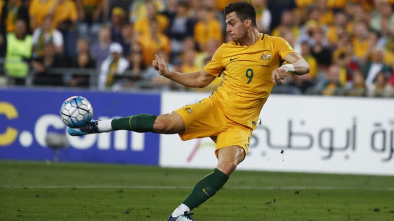 Full fitness: Tomi Juric has recovered from a knee injury.